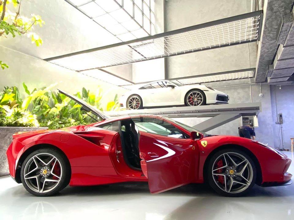 Đây là phiên bản hoàn toàn mới và thay thế cho dòng siêu xe Ferrari 488 GTB