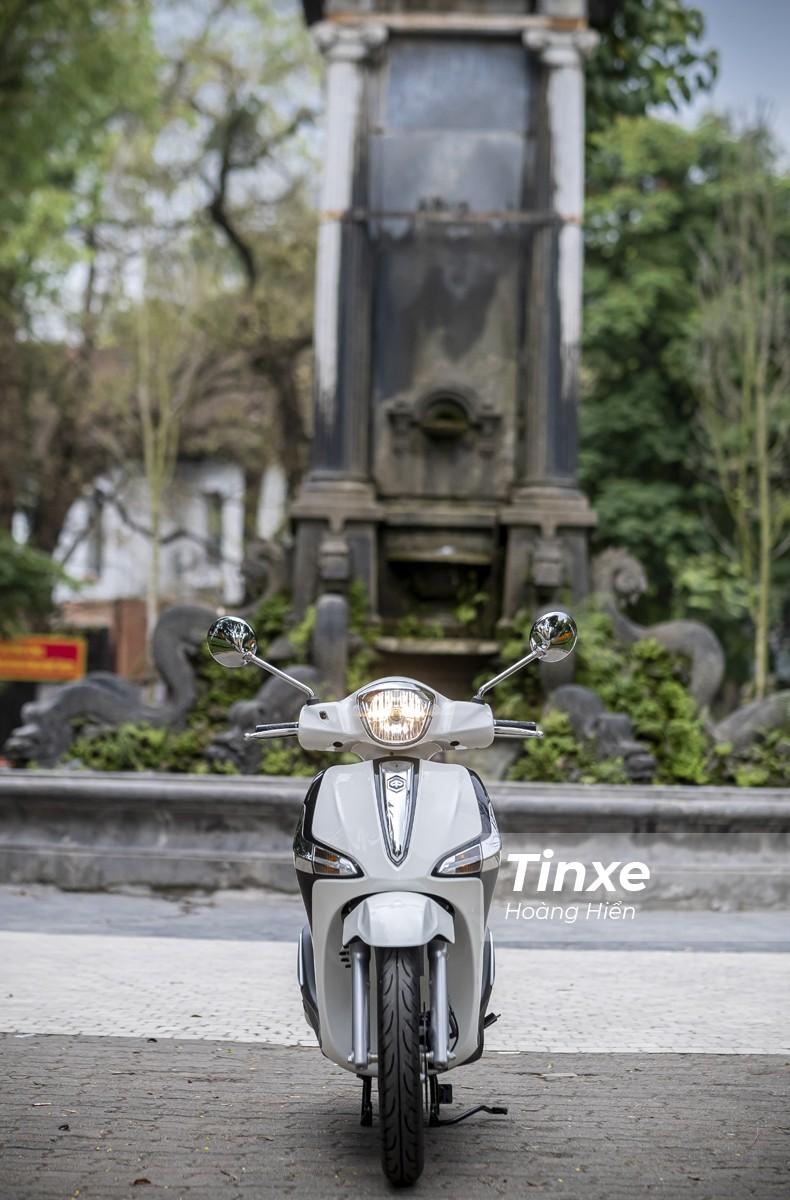 Piaggio Liberty 50cc - sản phẩm hoàn toàn mới của Piaggio tại thị trường Việt Nam.