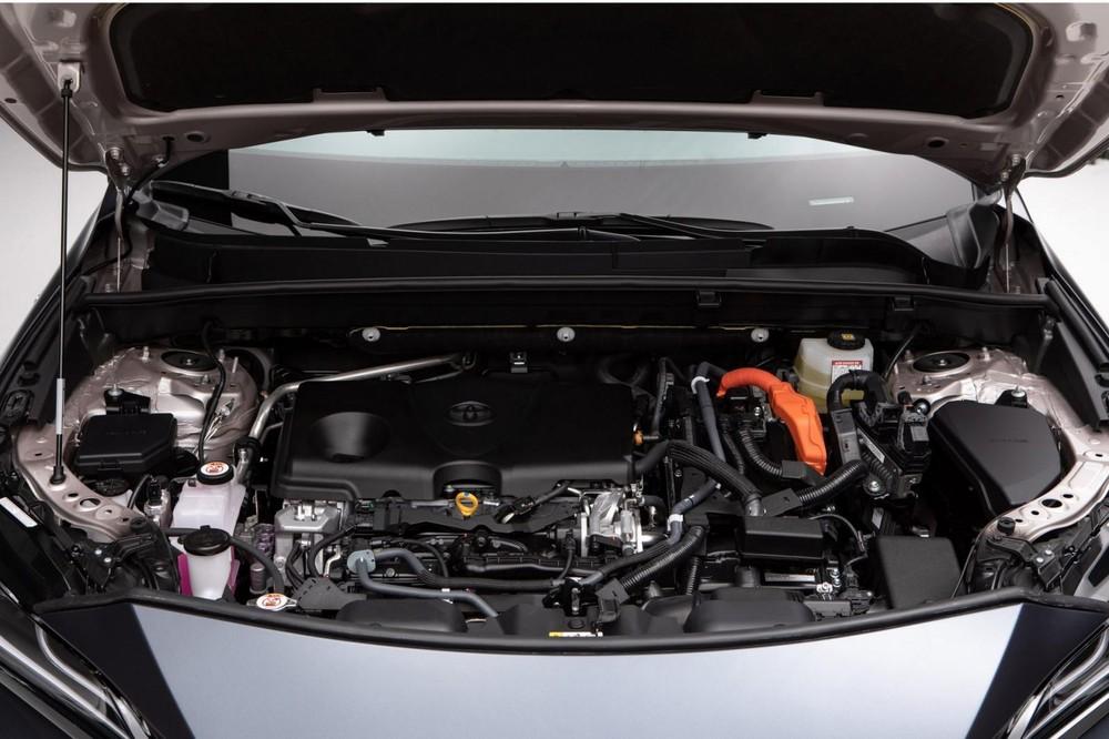 Toyota Venza 2021 tại Mỹ chỉ có 1 động cơ