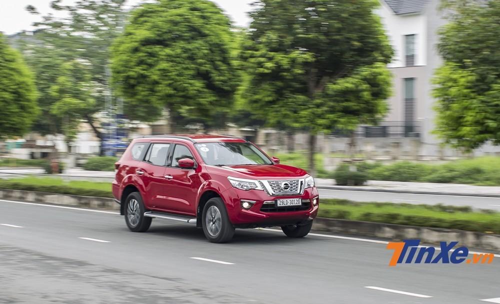 Theo khuyến mãi của Nissan Việt Nam, Terra vốn đã được giảm 60 triệu cho 2 bản S và E, riêng bản V cao cấp nhất giảm tới 120 triệu đồng