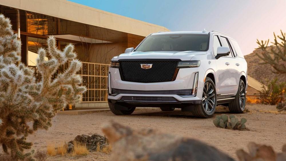 Cadillac Escalade chưa bao giờ là mẫu xe tiết kiệm nhiên liệu và thế hệ mới cũng không ngoại lệ