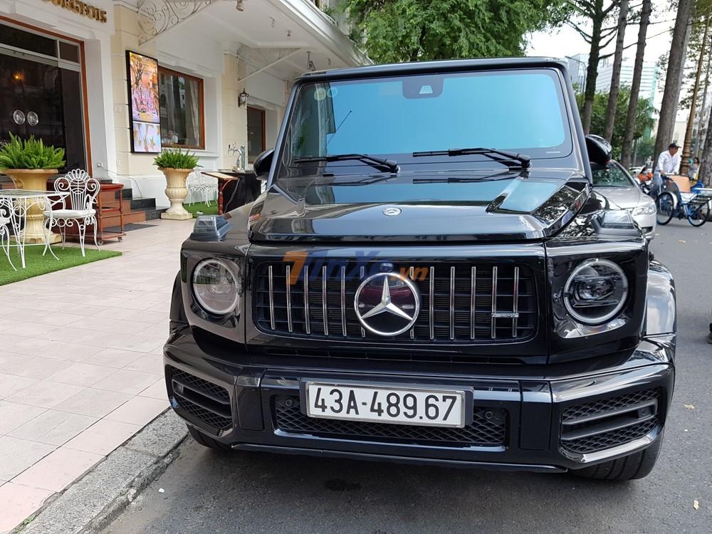 Mercedes-AMG G63 Edition 1 có hơn 20 chiếc tại Việt Nam