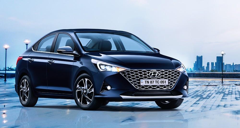 Hyundai Accent 2020 dành cho thị trường Ấn Độ