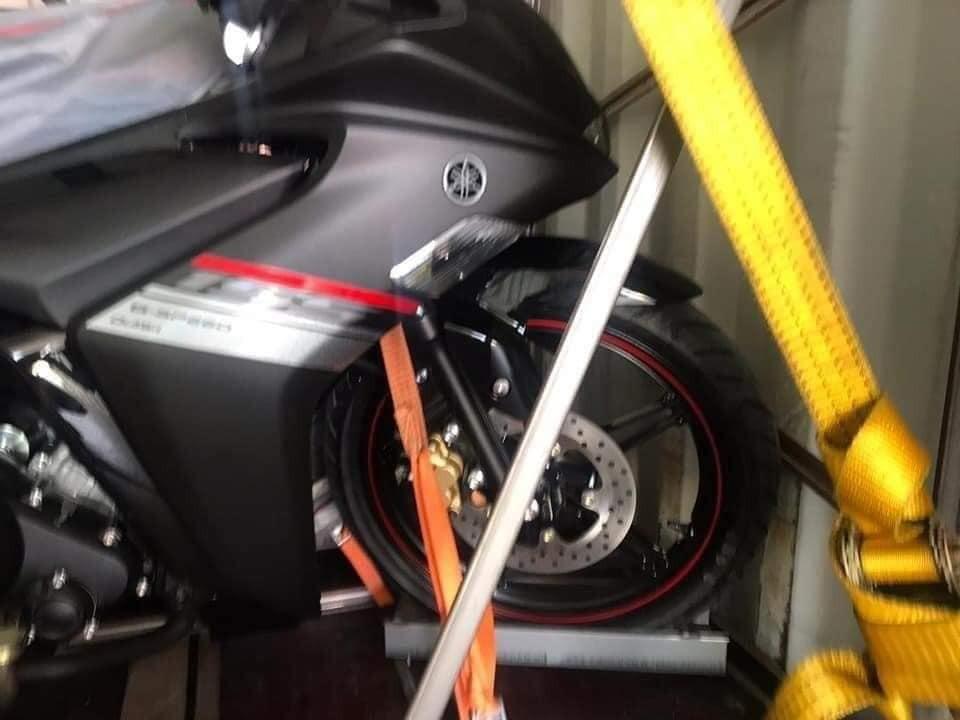 Thiết kế thân xe Yamaha Exciter 155 VVA