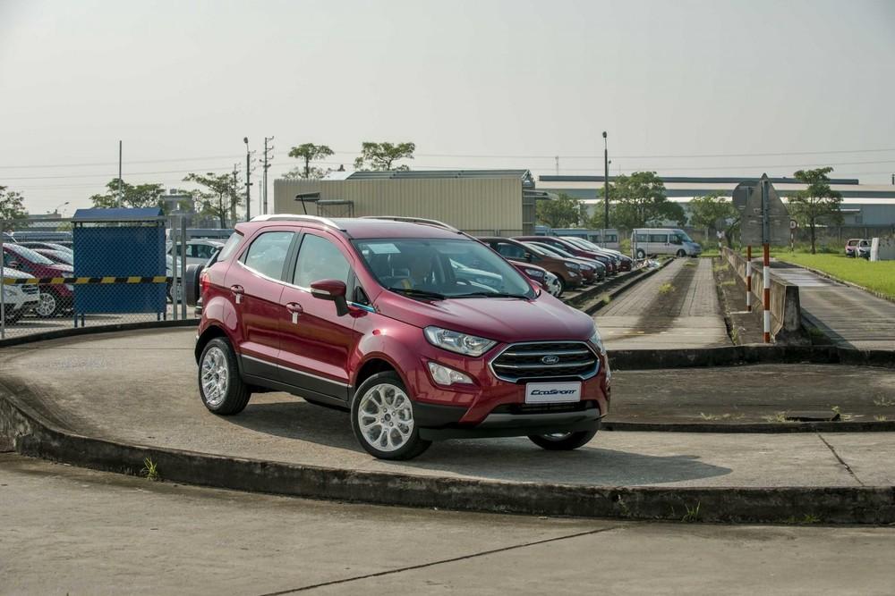 Ford EcoSport đang có mức ưu đãi giảm giá lớn nhất từ trước đến nay