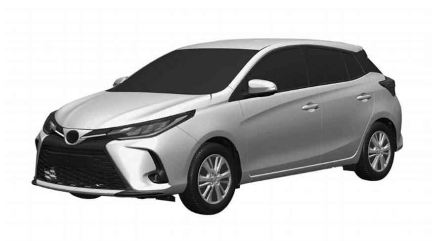 Toyota Yaris 2021 tại Đông Nam Á được bổ sung đầu xe mới