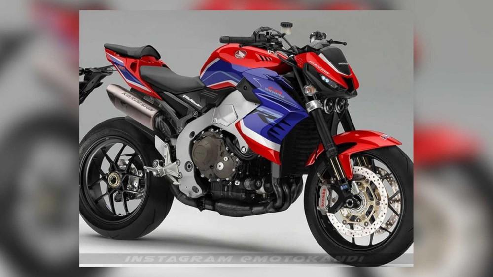 Honda CB1000RR-R Concept