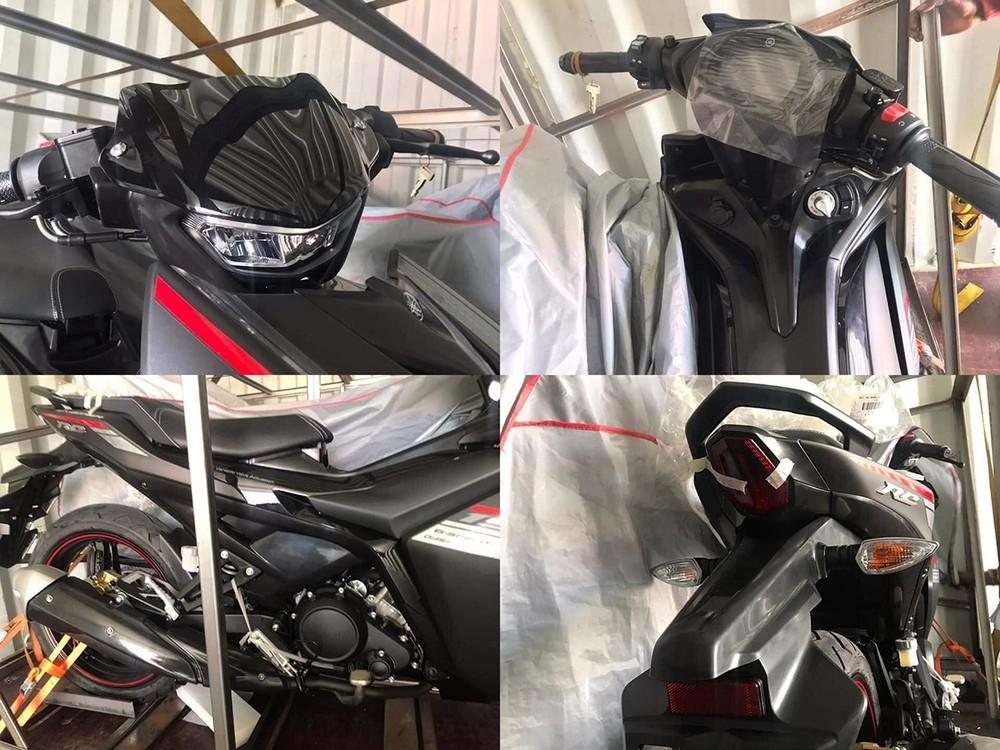 Hình ảnh xe côn tay Yamaha Exciter 155 VVA 2020 ngoài đời thực