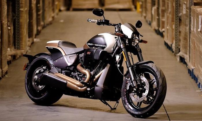 Harley-Davidson FXDR 114 phiên bản giới hạn