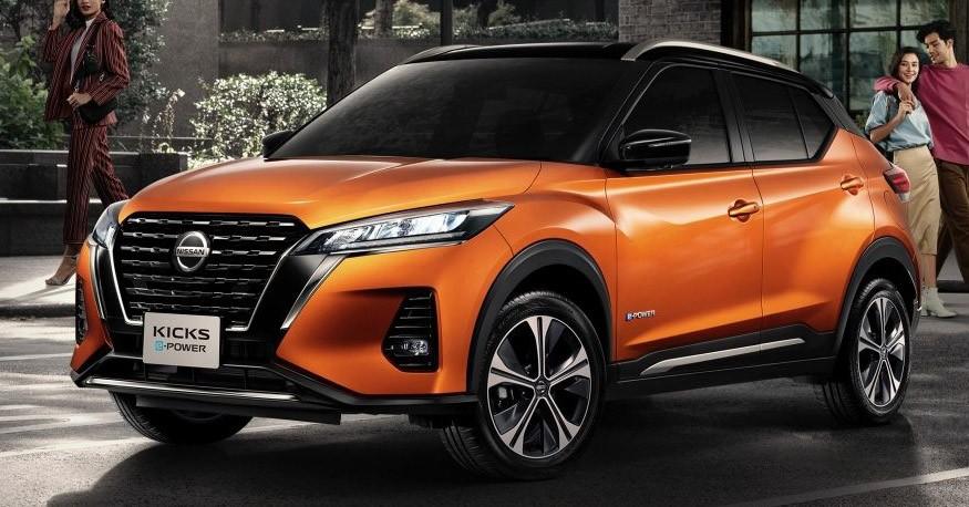 Nissan Kicks 2020 ra mắt tại thị trường Thái Lan