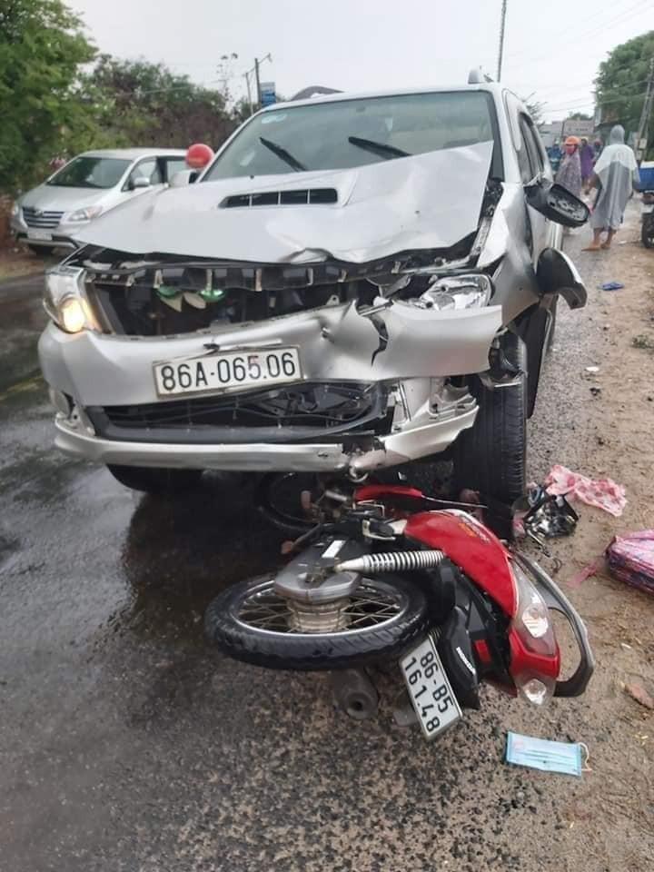 Vụ tai nạn khiến 6 người thương vong