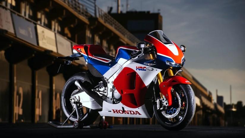 Honda RC213V-S - Phiên bản thương mại của xe đua MotoGP