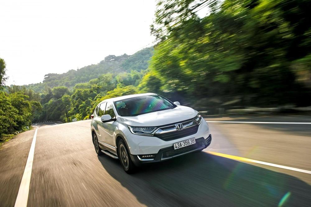 Honda CR-V liên tục được giảm giá tới cả trăm triệu đồng ở 3 tháng đầu năm 2020 nhưng vẫn không có dấu hiệu bứt phá doanh số