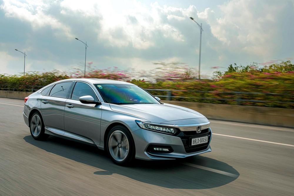 Một trong những điểm nhấn trong hoạt động kinh doanh ô tô của Honda Việt Nam ở năm tài chính 2020 chính là việc đưa Honda Accord trở lại với thế hệ mới nhất