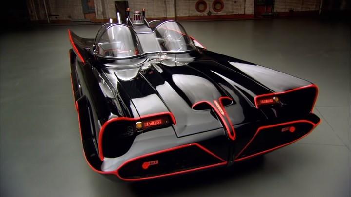 Batmobile trongphim truyền hìnhthập niên 1960