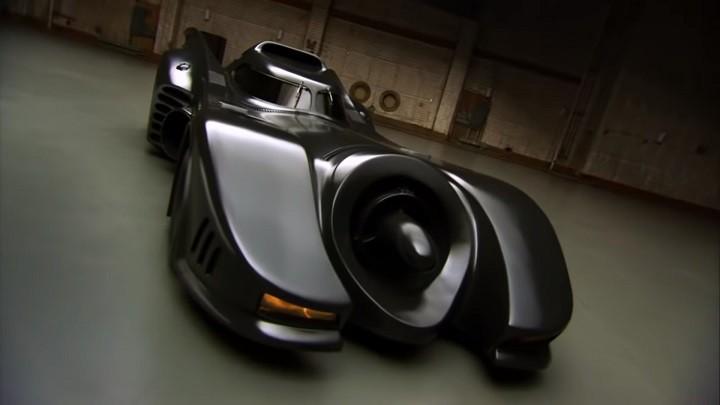 Batmobile trong phim Batman năm1989