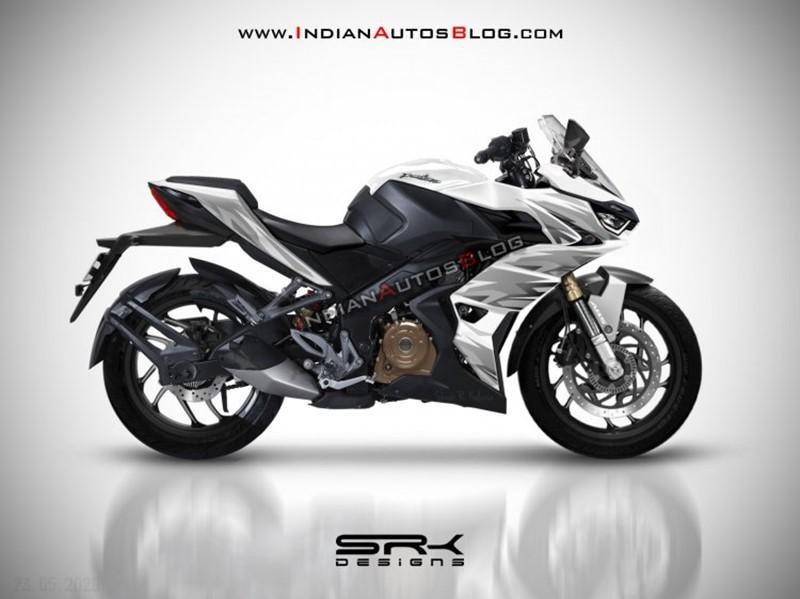 Mẫu Sport bike sẽ mang nhiều trang bị tốt