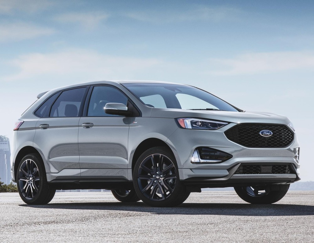 Ford Edge ST-Line 2020 has just been launched in the US market