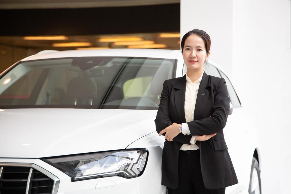 Bà Lê Thành Duyên – Phó Tổng Giám đốc mới của Audi Việt Nam