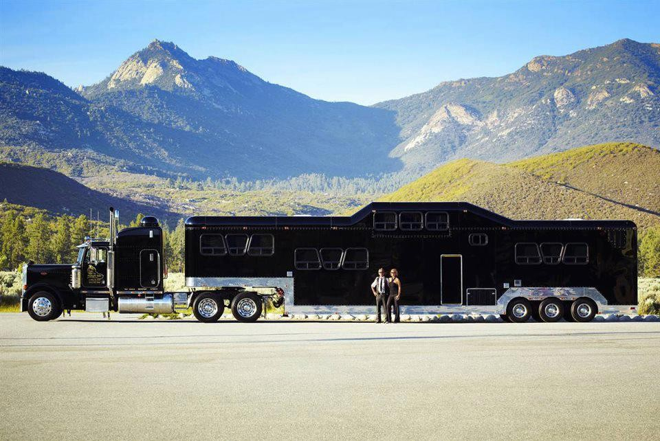 Midnight Rider là chiếc limousine to lớn, nặng nề nhất thế giới