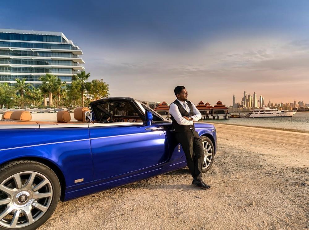 Chiếc Rolls-Royce Phantom Drop Head Coupe
