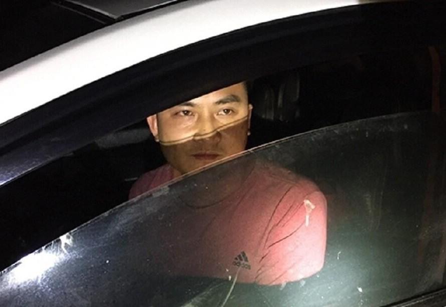 Lái xe Hyundai Grand i10 có nồng độ cồn trong máu và hiện đã bị khởi tố cũng như bắt tạm giam 2 tháng về tội Chống người thi hành công vụ