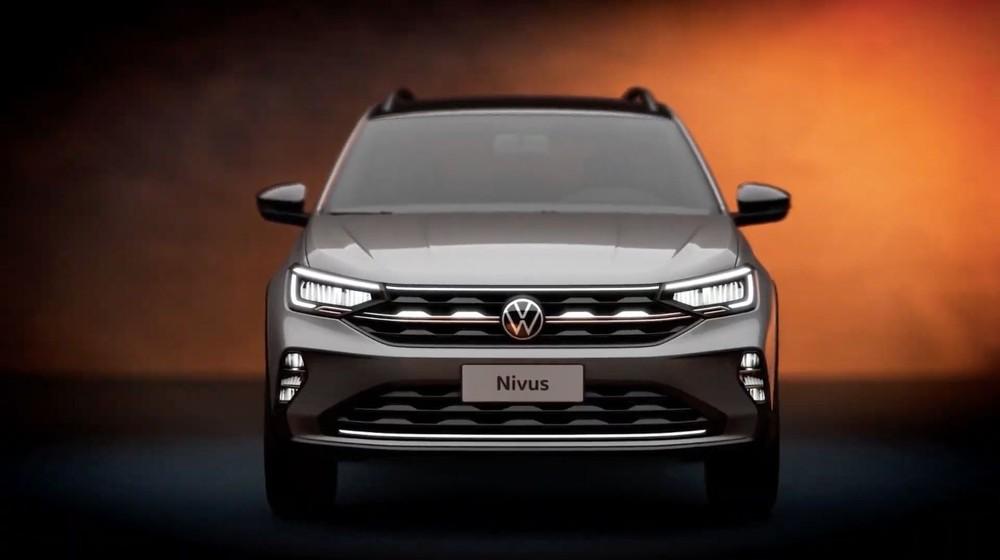 Volkswagen Nivus 2021 dùng động cơ 3 xi-lanh, tăng áp