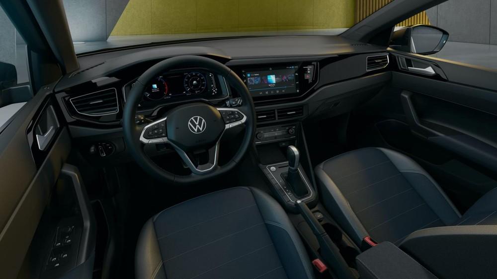 Nội thất bên trong Volkswagen Nivus 2021