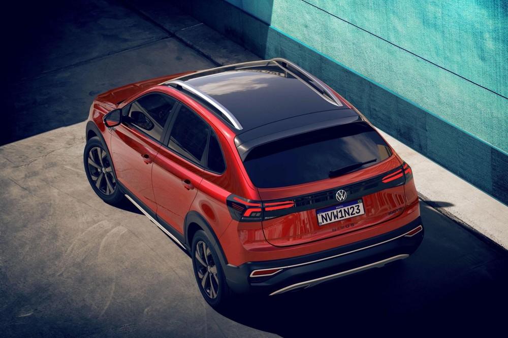 Volkswagen Nivus 2021 có nhiều công nghệ an toàn khá hiện đại