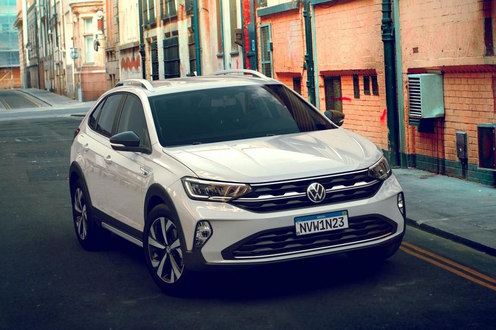 Hiện giá xe Volkswagen Nivus 2021 vẫn chưa được công bố