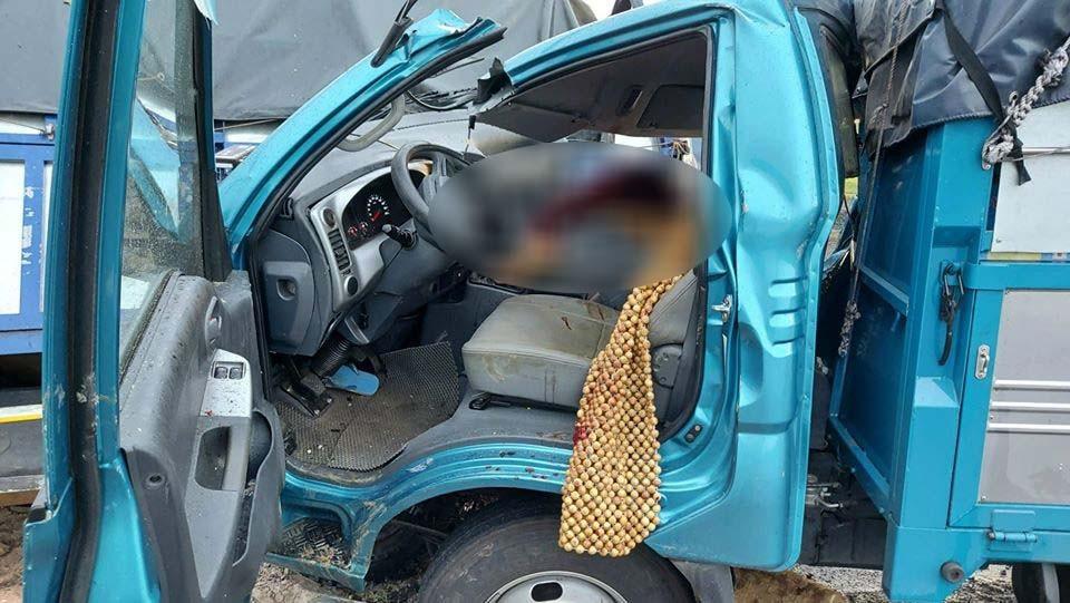 Vụ tai nạn khiến cặp vợ chồng tài xế thương vong