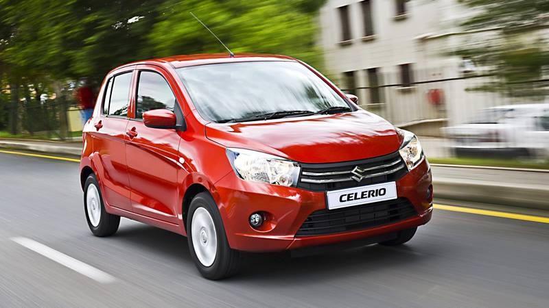 Suzuki Celerio không còn được nhập khẩu về Việt Nam, hiện vần còn một lượng nhỏ hàng tồn tại đại lý