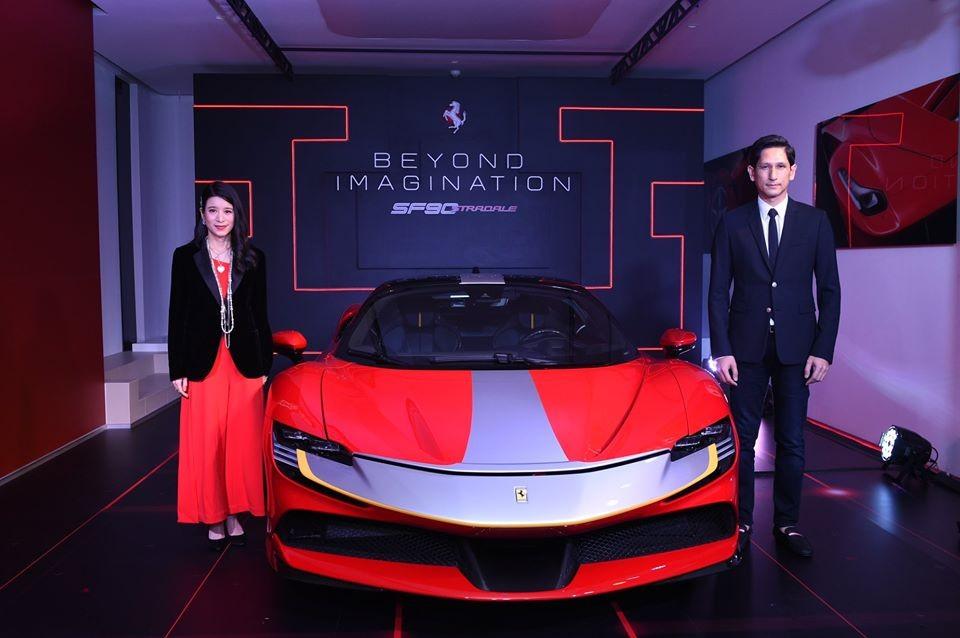 Ferrari SF90 Stradale sẽ về Việt Nam được chào giá hơn 29,8 tỷ đồng với các đại gia Thái Lan