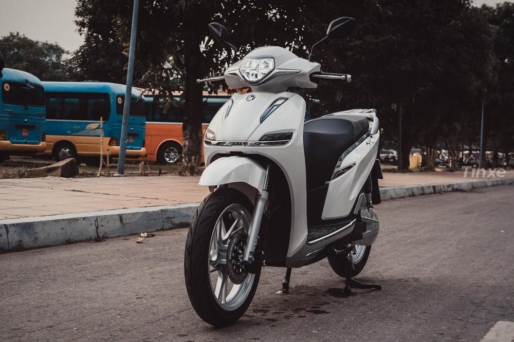 Xe máy điện Pega eSH được đổi tên thành Pega-S