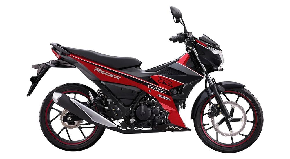Suzuki Raider 150 đỏ