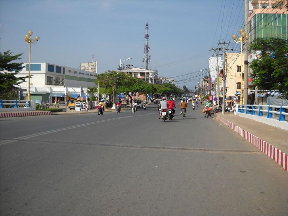 Đường thành phố Cao Lãnh, Đồng Tháp