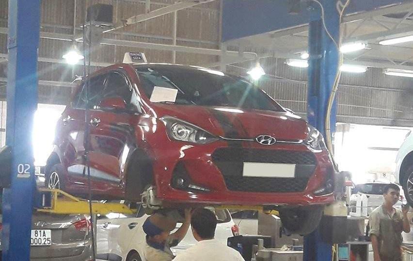 Lỗi nghiêm trọng ở trục khuỷu khiến TC Motor phải triệu hồi 11.540 xe i10
