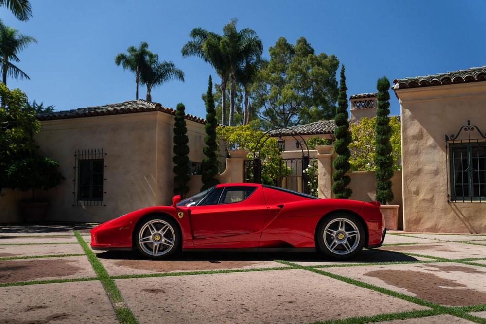 Đây chính là chiếc Ferrari lập kỷ lục có giá bán cao nhất trong đấu giá trực tuyến