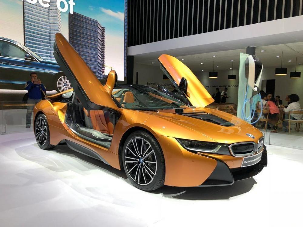 Siêu xe thể thao BMW i8