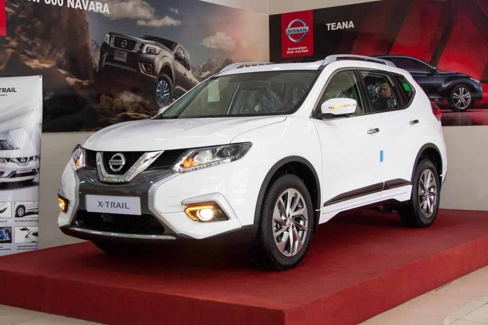After Nissan Terra, Nissan Vietnam continues to apply discounted price list for Nissan X-Trail