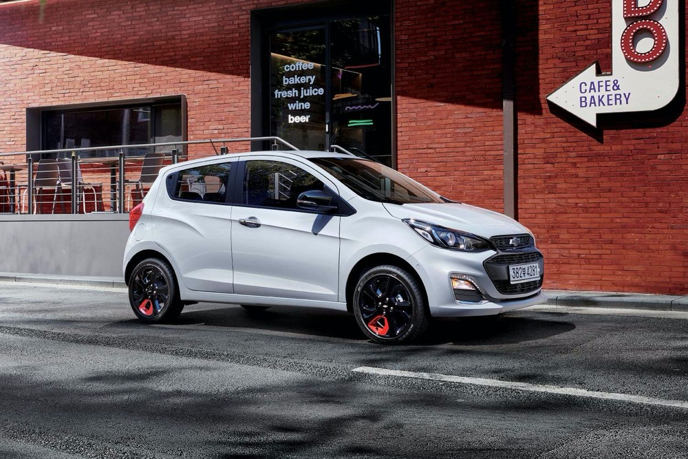 Chevrolet Spark Red Pick Edition 2021