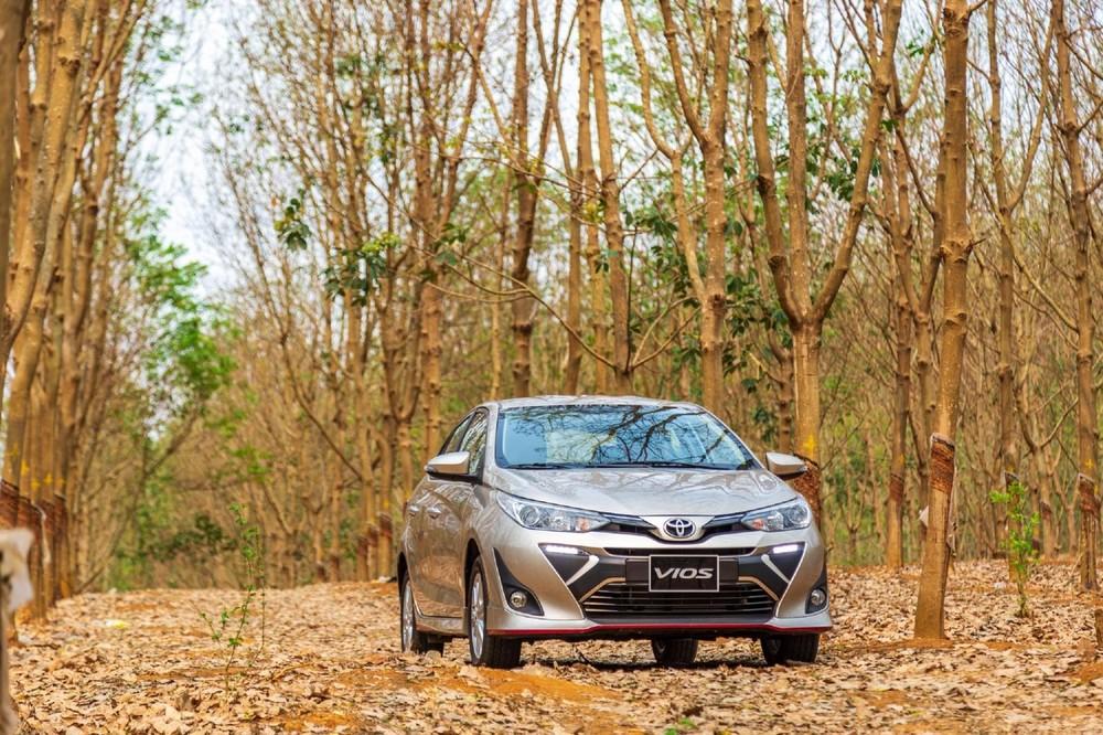Xem thêm: Giá bán Toyota Vios mới nhất hôm nay