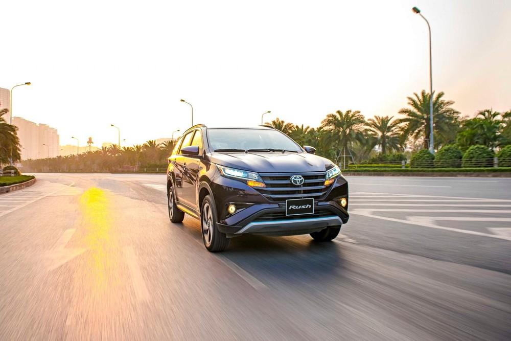 Xem thêm: Giá bán Toyota Rush mới nhất hôm nay