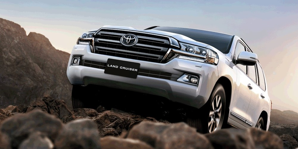 Giá xe Toyota Land Cruise 2020