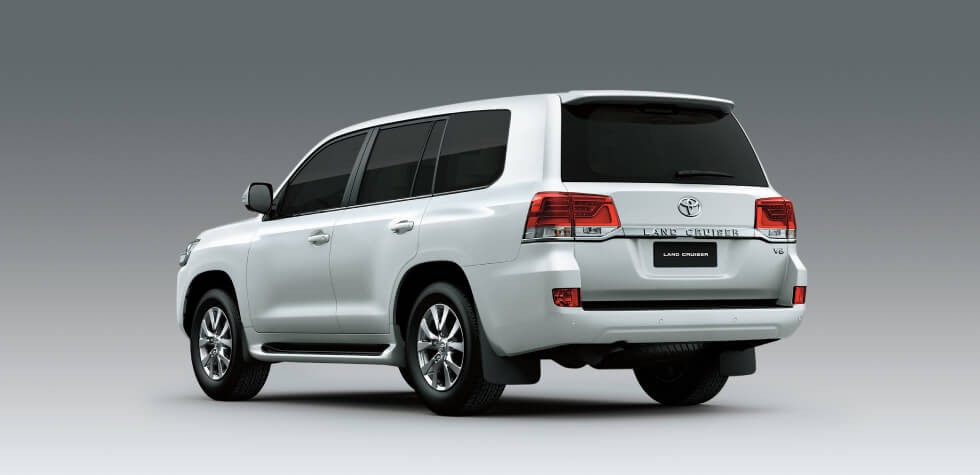 Giá xe Toyota Land Cruiser