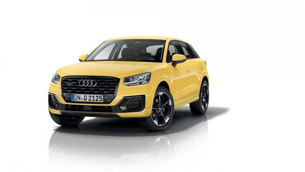 Giá xe Audi Q2