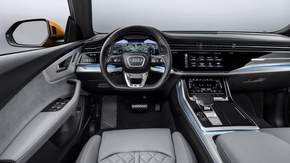 Giá xe Audi Q8