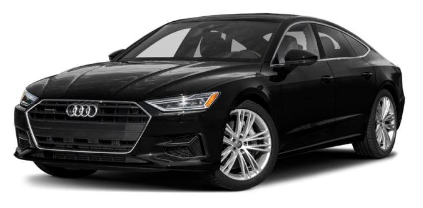 Audi A7 đen