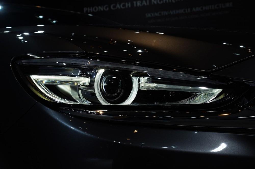 Đèn Mazda6 full led