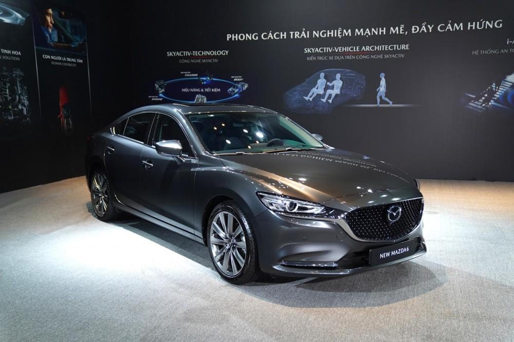 Mazda6 xám